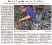 Artikel 30.09.2009 - Süddeutsche Zeitung