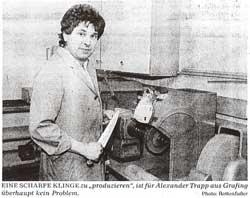 Alexander Trapp 1991